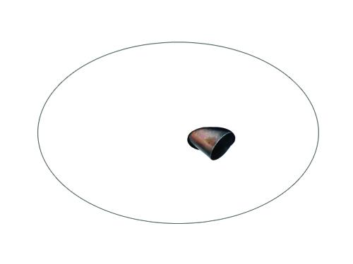 Recessed Flush Trim Large Art Lighting Framing Projector