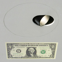 Small Recessed Art Lighting Framing Projector